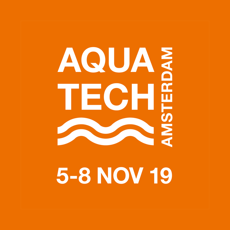Aquatech Exhibition Amsterdam 2019