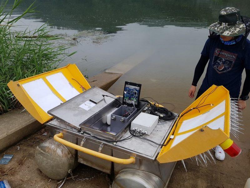 Water Sensor Network South Korea